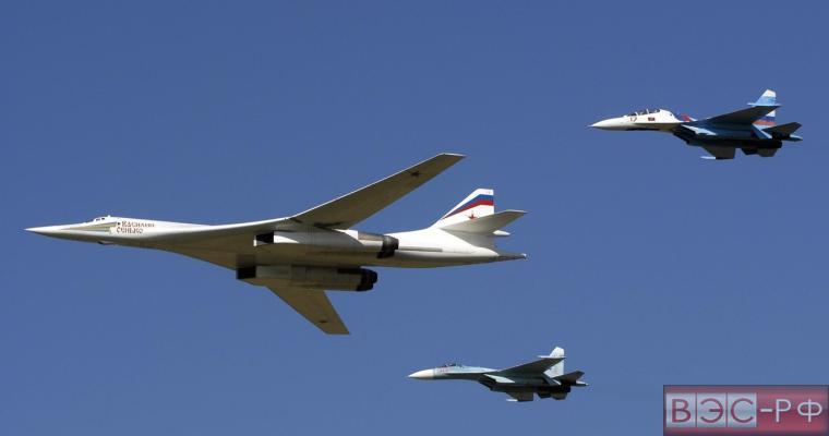 ракетоносцы Ту-160 и Ту-95 к боевому применению
