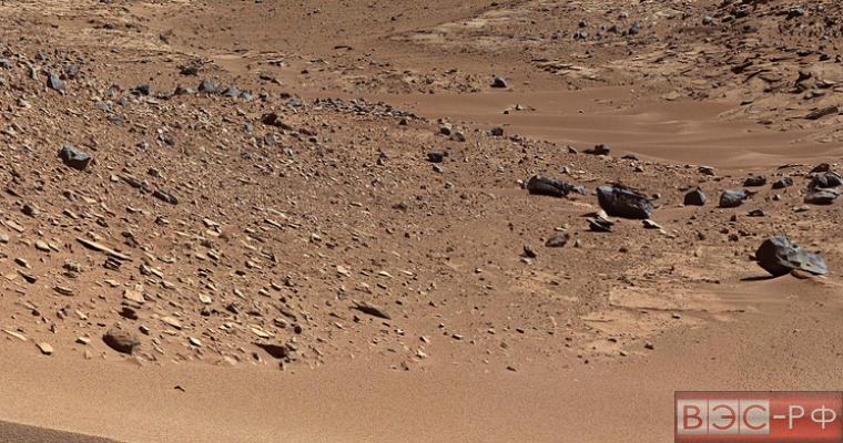 Красная планета Марс