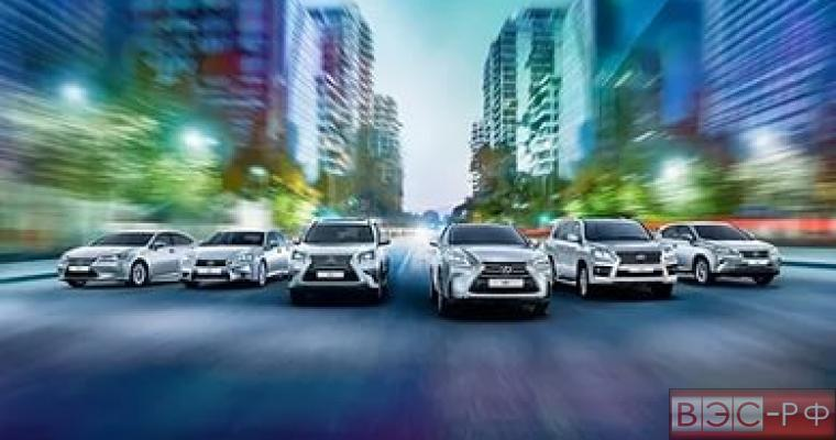 автомашины Toyota