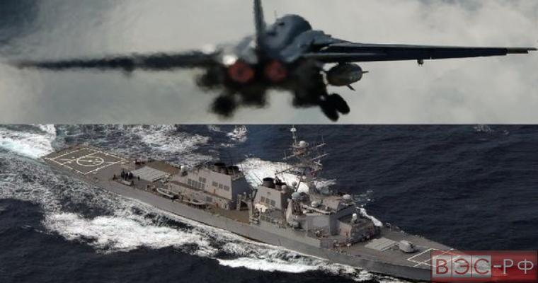 Су-24 и Доналд Кук