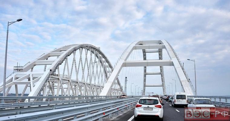 Крымский мост ставит рекорд за рекордом