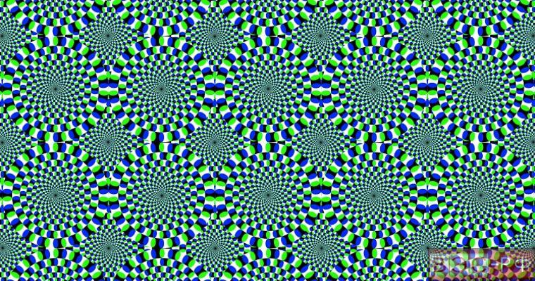 Иллюзии, которые легко обманут ваш мозг