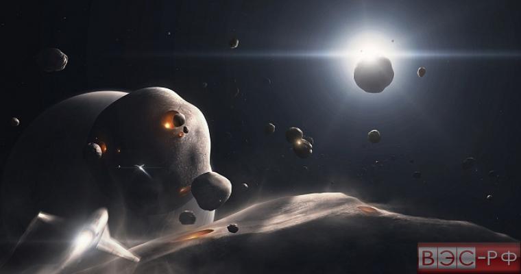 Ученые раскрыли тайну загадочной девятой планеты