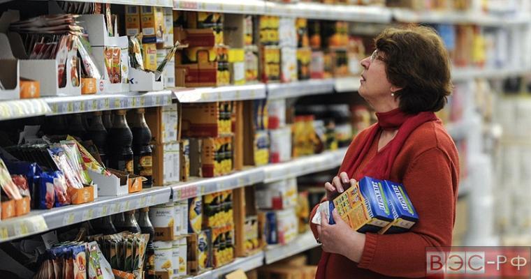 Цены на продукты растут