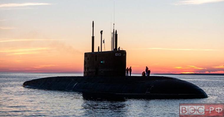 """""""Чёрная дыра"""" ВМФ России перепугала НАТО"""