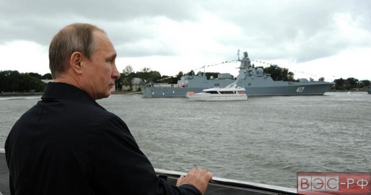 Владимир Путин планирует поездку в Крым