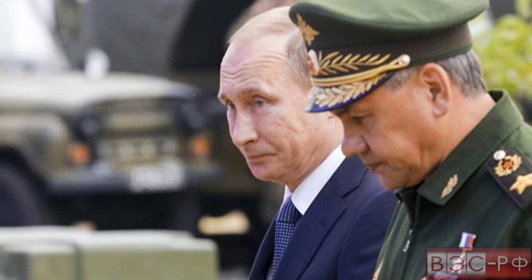 Военные сборы-2018 в России утверждены указом президента Путина