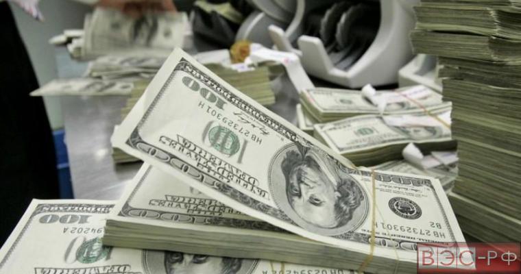 Страны избавляются от ценных бумаг США