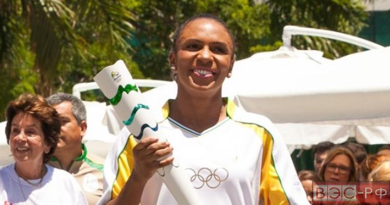 Эстафета Олимпийского огня Рио-2016