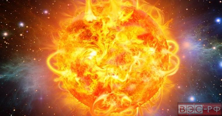 Ученые из NASA опубликовали видео с двумя сильнейшими вспышками на Солнце