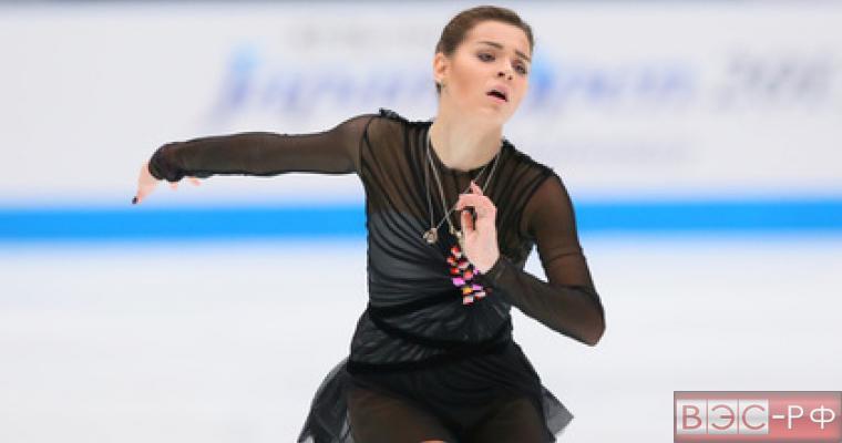 Российскую фигуристку Аделину Сотникову могут лишить золотой медали ОИ-2014