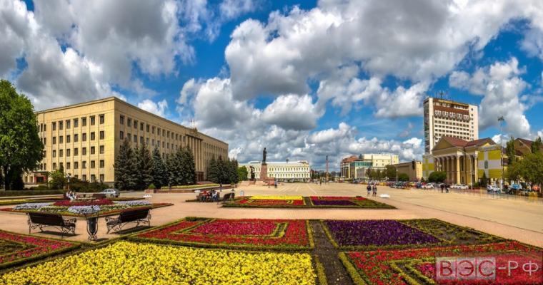 Ставрополь - самый благоустроенный город России