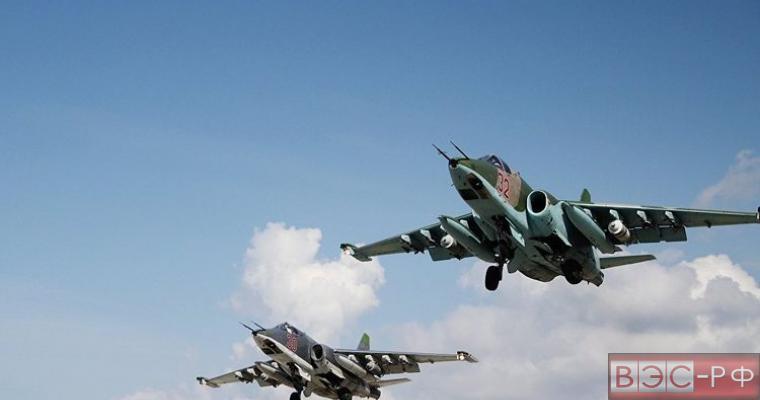 перехват Су-25