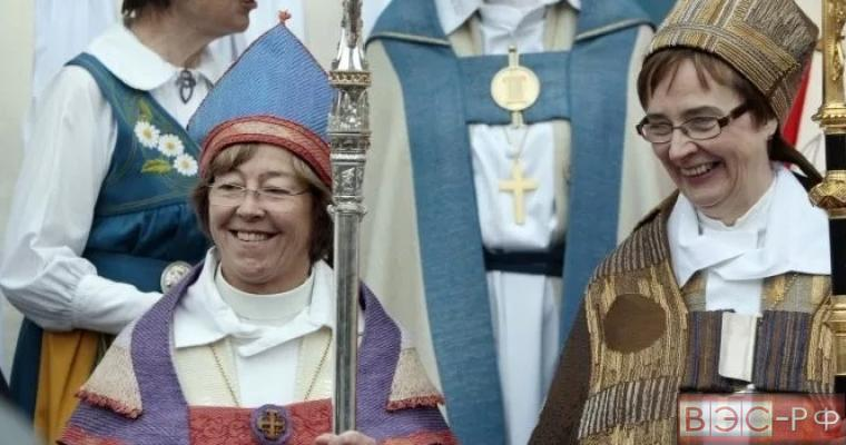 Священники в Швеции