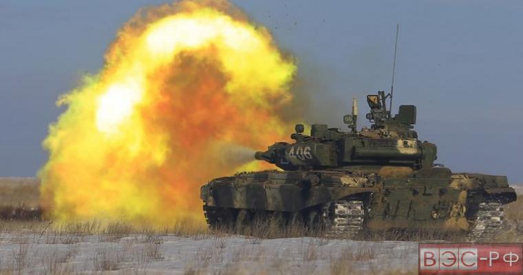 """Танк """"Армата"""" получит тактическое ядерное оружие"""