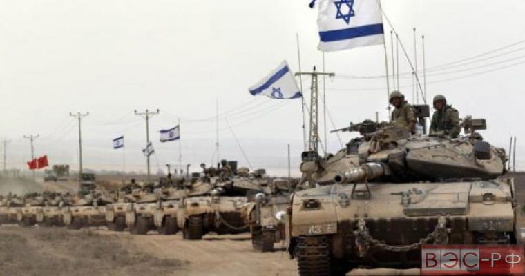 танки ВС Израиля