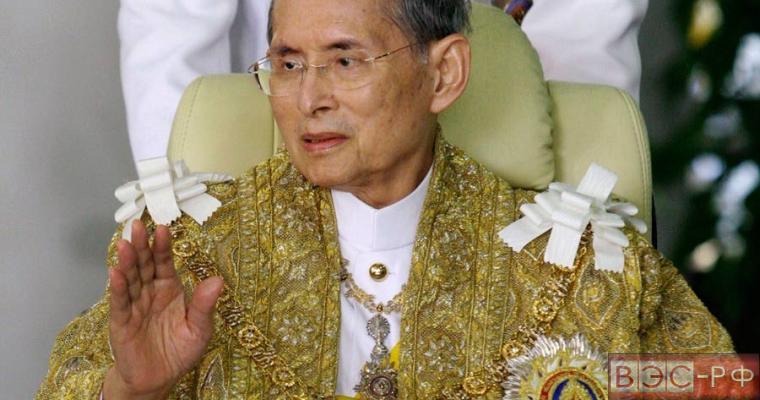 Пхумипон Адульядет (он же Рама IX)