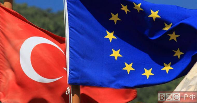 Турция шантажирует