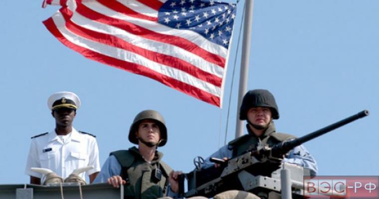 ВМС США провалили учения