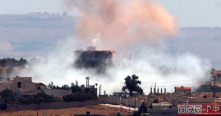 В Сирии террористы применили химоружие