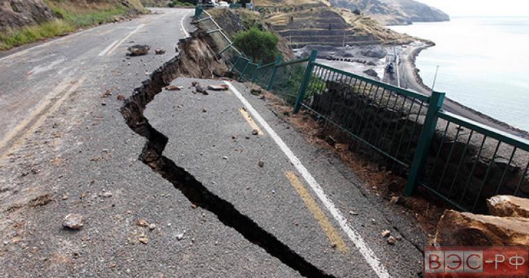 редкое землетрясение потрясло Северный Ледовитый океан