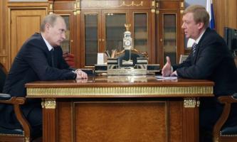 """Путин  остановил приватизацию """"Роснано"""