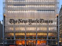 офис The New York Times